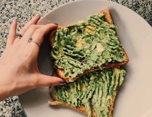 Avocado Toast As Work Ethic